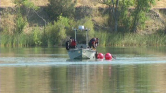 Coroner ID's Father, Son Found After Rafting in Pleasanton Lake