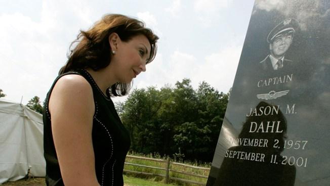 Widow of Flight 93 Pilot Jason Dahl Dies