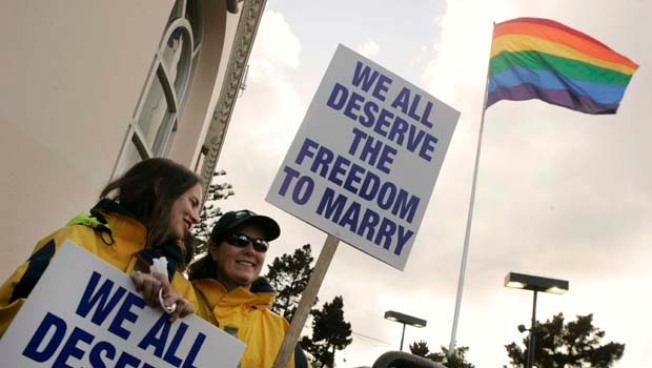 New York Senate Rejects Same-Sex Marriage