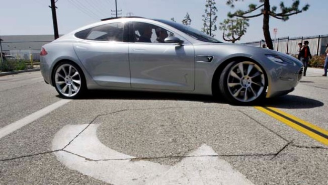 Bay Area's Tesla Finds New Competition