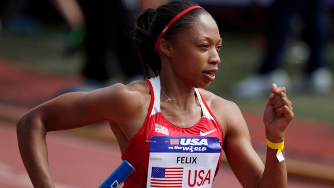Team USA Sweeps the World in Penn Relays