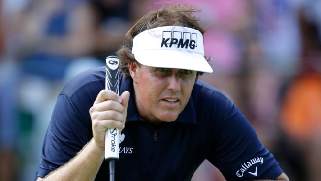 Mickelson Wins Scottish Open After Playoff