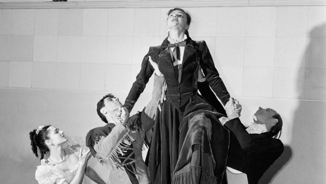 Frederic Franklin, British-born Dancer, Dies at 98
