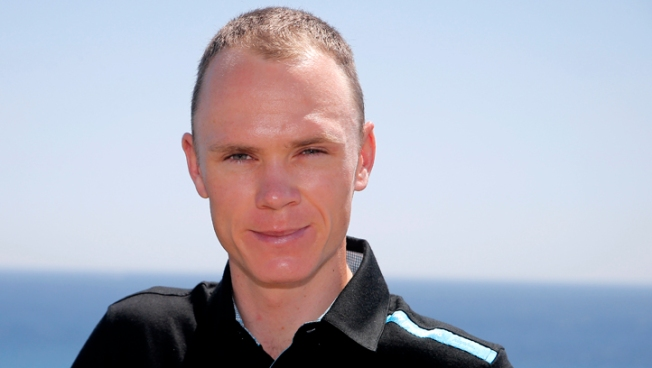 Froome Shows He Can Take Tour de France Punches