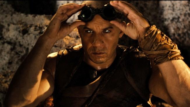 "A Rough Road Back to ""Riddick"" for Vin Diesel"