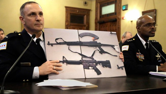 Assault Weapons Ban Before U.S. Supreme Court