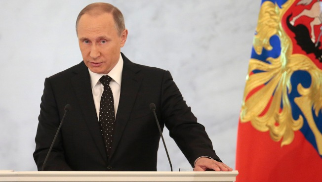 Russian President Putin Orders Partial Pullout of Troops From Syria