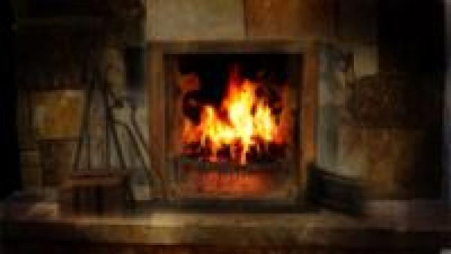 Air District: Please Skip Fireplace Fires on Christmas
