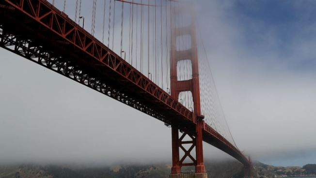 Viral Video of Giant Grim Reaper Hovering Over Golden Gate Bridge Creeps Out the Internet