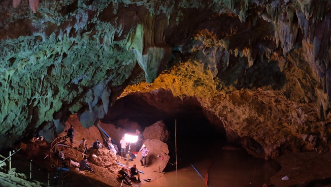Diver Who Helped Save Thai Team Rescued From Tenn. Cave