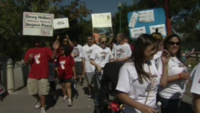 Hundreds Rally in Downtown San Jose Against ALS