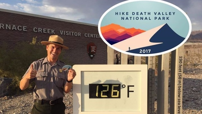 Hike Death Valley Art Contest