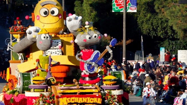 120th Tournament of Roses Parade in the Books