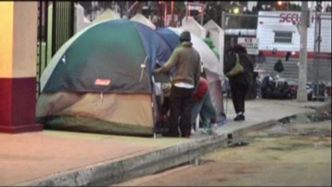 San Jose Considers Plan to House Homeless in Motels