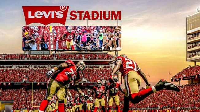 Parking For 49ers At New Levi's Stadium: Expensive