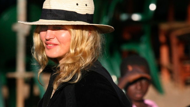 Madonna to be United With New Malawian Daughter