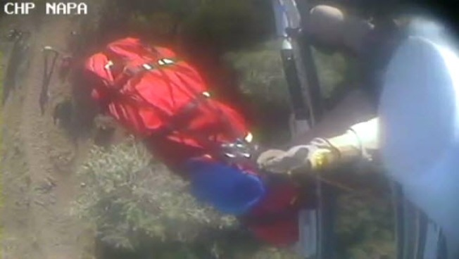 74-Year-Old Woman Rescued Near Mt. Diablo Summit