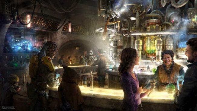 Spirited Sips at Disneyland Are Not Far, Far Away