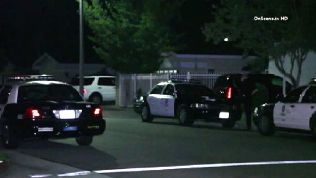 LAPD Detective Shoots, Kills Pit Bull In Front of Reseda Home