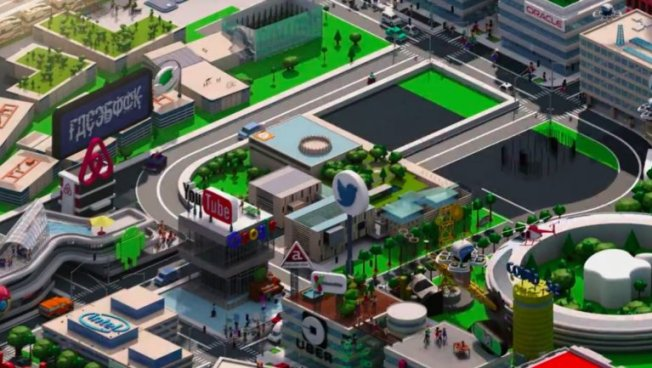 HBO's 'Silicon Valley' Pokes Fun at Facebook by Turning its Logo into Russian in Opening Credits