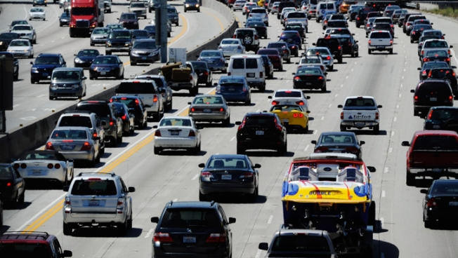 Hybrids Blamed for Traffic Trouble