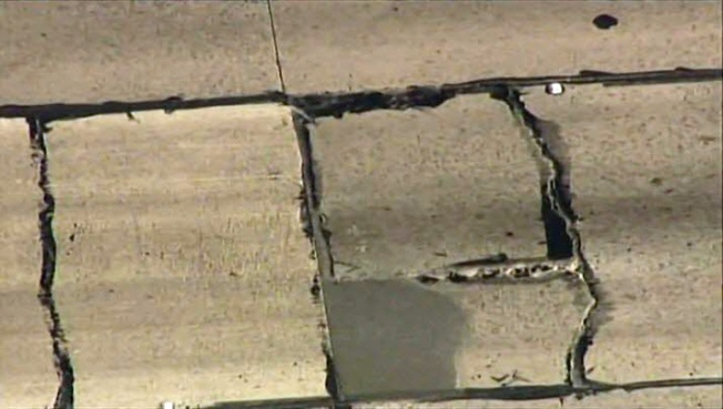Weather-Beaten Roads Across Bay Area Dotted with Potholes