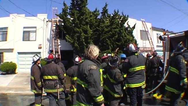 SFFD to Study High Rates of Breast Cancer Among Female Firefighters