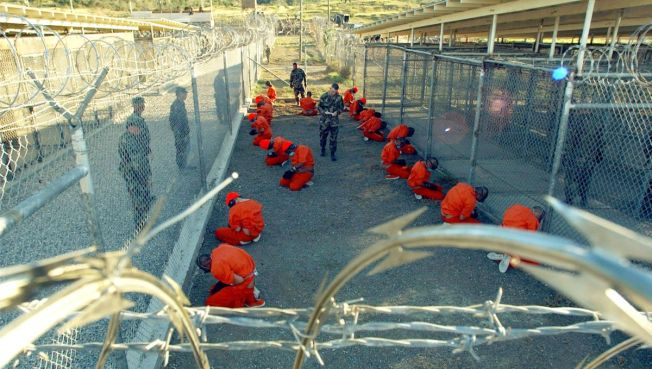 Berkeley Considers Asking Gitmo Detainees To Move In