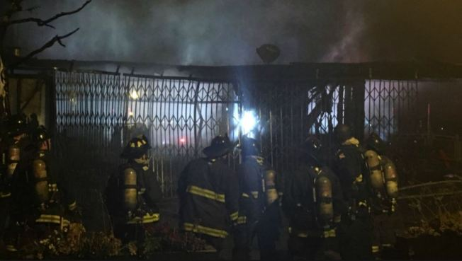 Golden Gate Park Golf Clubhouse to be Demolished After 2-Alarm Fire Damage