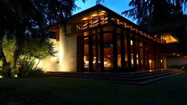 Frank Lloyd Wright Home to Be Shipped to Italy?
