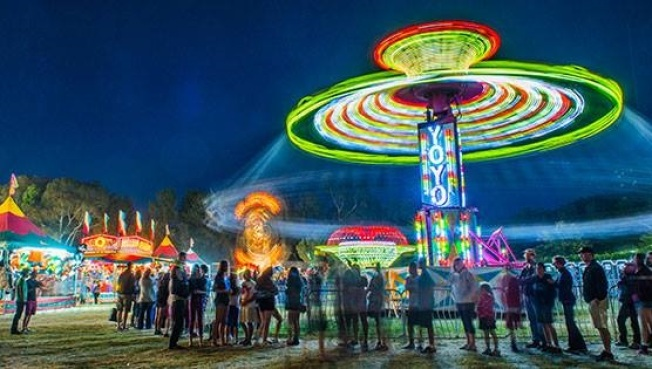 Opening: Marin County Fair