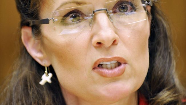 Palin Falls into Legal Debt Fighting Ethics Charges