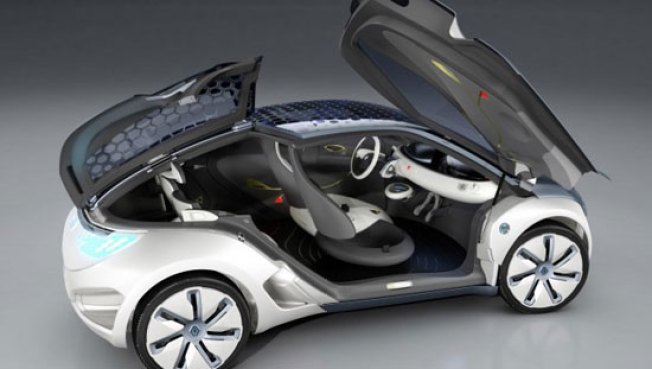 The Electric Car That's Good for Your Skin