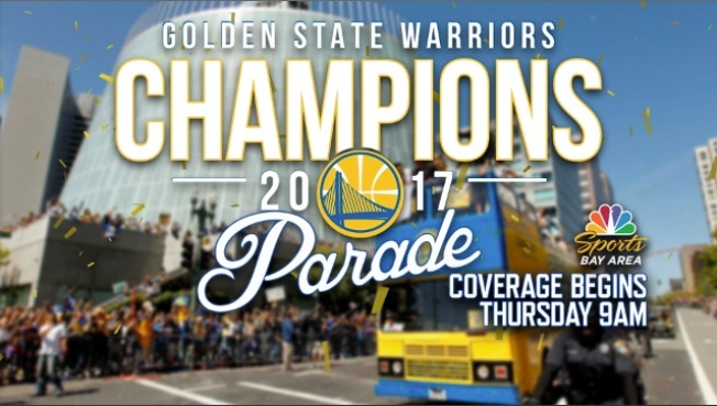 Golden State Warriors fans go wild after NBA Championship win