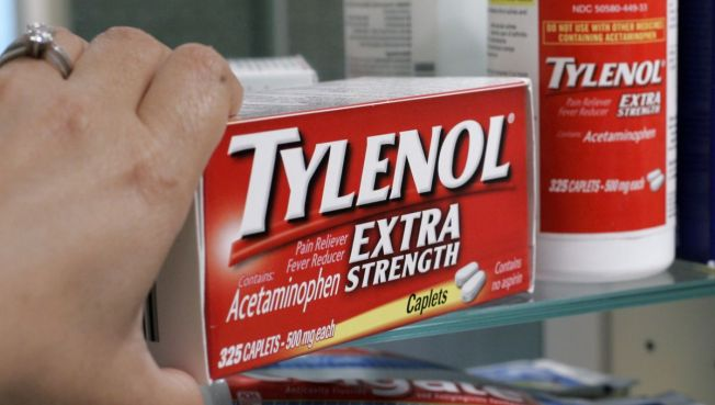 Ouch: Lower Tylenol's Max Dose, FDA Panel Says
