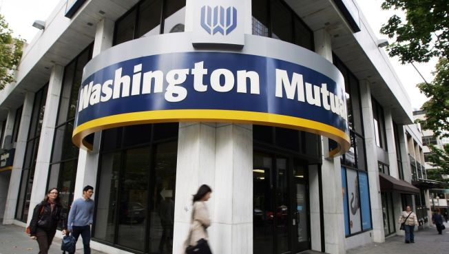 Largest Ever Failed Bank, WaMu, Sues FDIC
