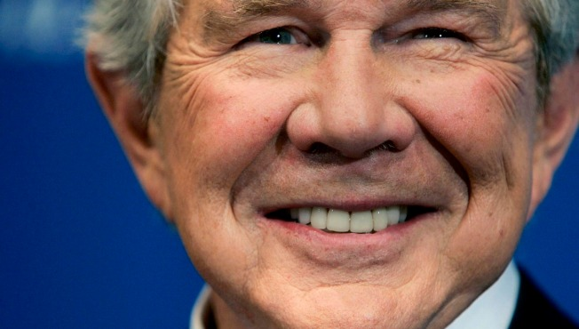 Pat Robertson's Blessing Can't Save California Pot Measure