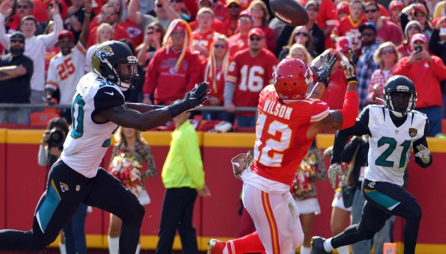 Chiefs Shut Down Bortles, Jaguars to Escape With Win