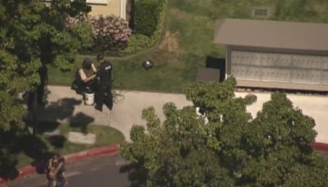 "Man Claiming to Have ""Bombs"" in Gilroy Surrenders"