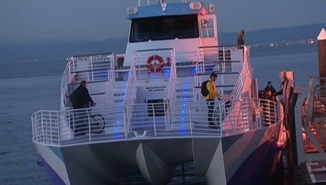 Google Expands Ferry Service to Alameda