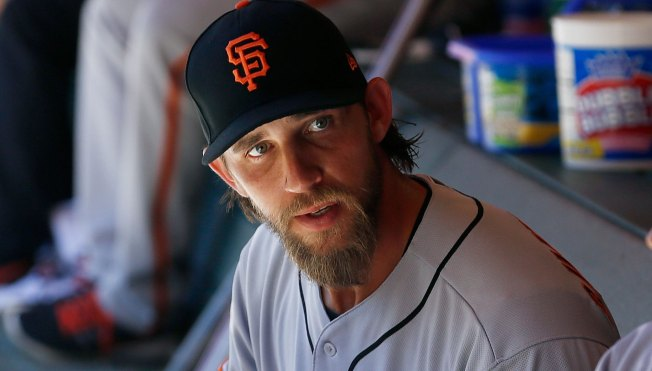 Giants Place Madison Bumgarner on Disabled List