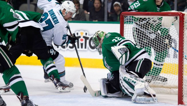 Dallas Stars vs. San Jose Sharks - 3/20/17 NHL Pick, Odds, and Prediction