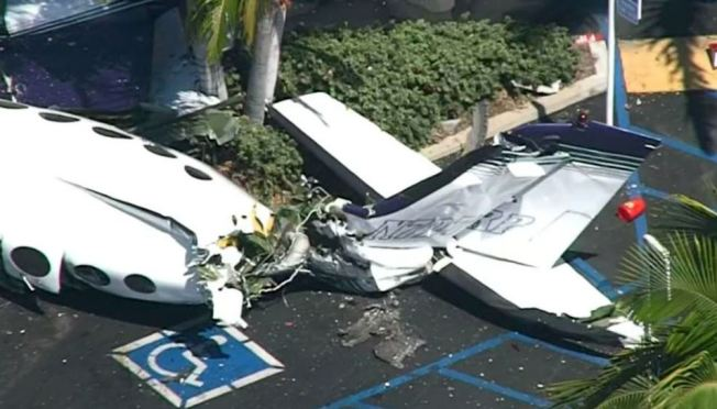 5 People Killed in SoCal Plane Crash Included 3 Employees From Bay