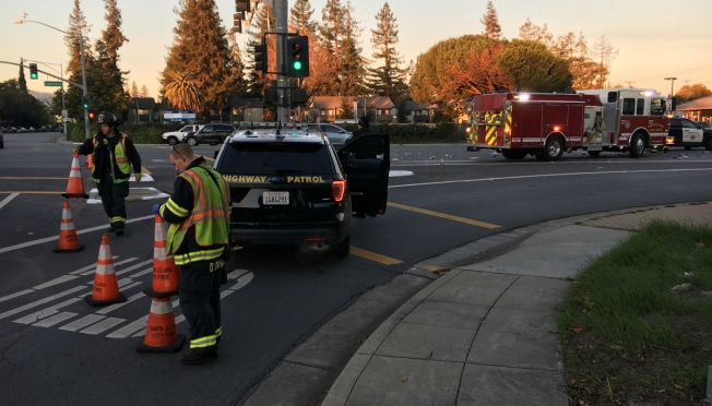 Elderly Woman Pushing Shopping Cart Struck, Killed by Pickup Truck in Santa Clara