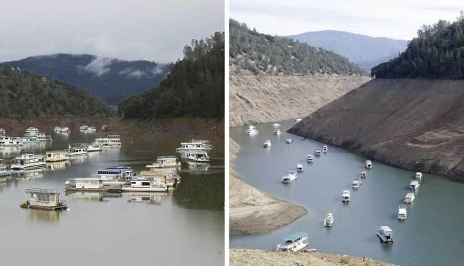 California Retains Drought Measures