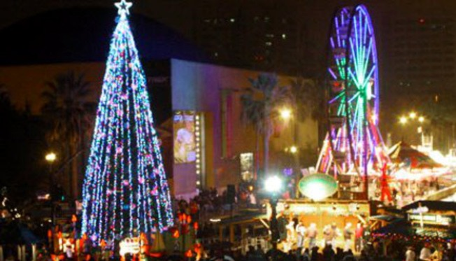 South Bay Holiday Festivals All Weekend Long
