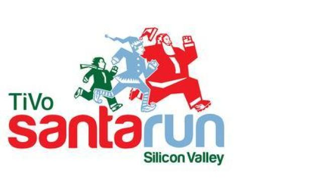 TiVo Santa Run Silicon Valley