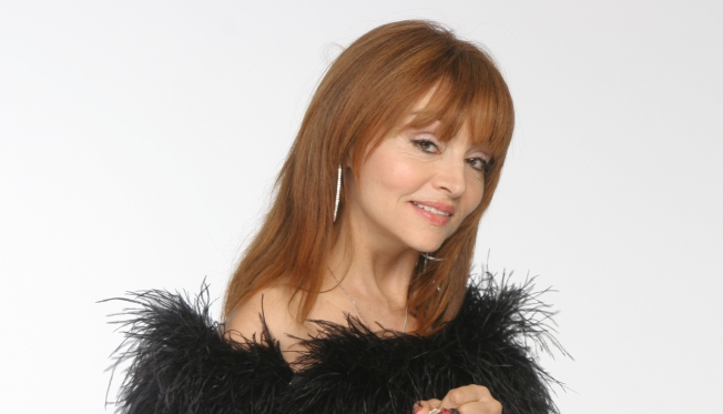 Judy Tenuta's New Book -- in Blonde