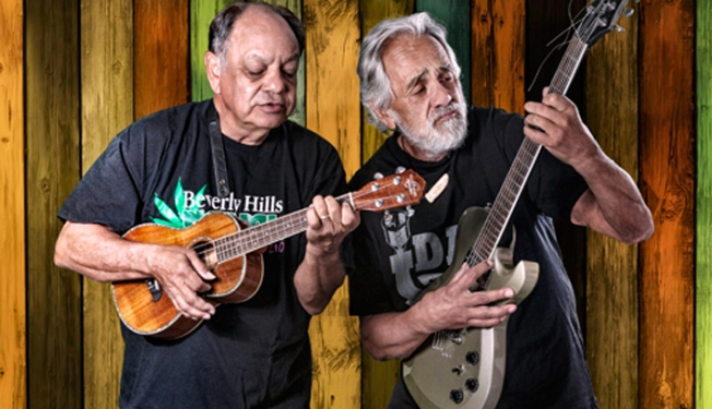 "Cheech and Chong Bring ""Musical Comedy"" to America's Cup Pavilion"