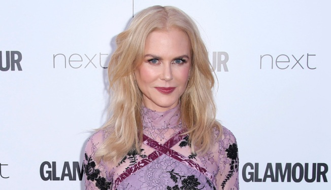 Nicole Kidman Gives Inspiring Message About Defying Age in Hollywood at Glamour Awards
